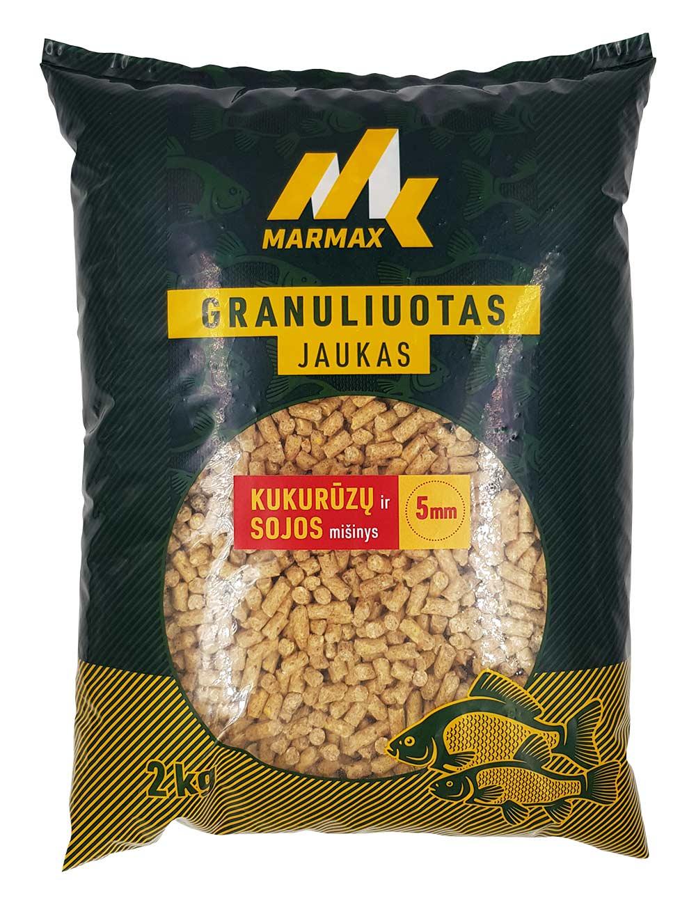 Mišinys su kukurūzais ir soja (2kg)